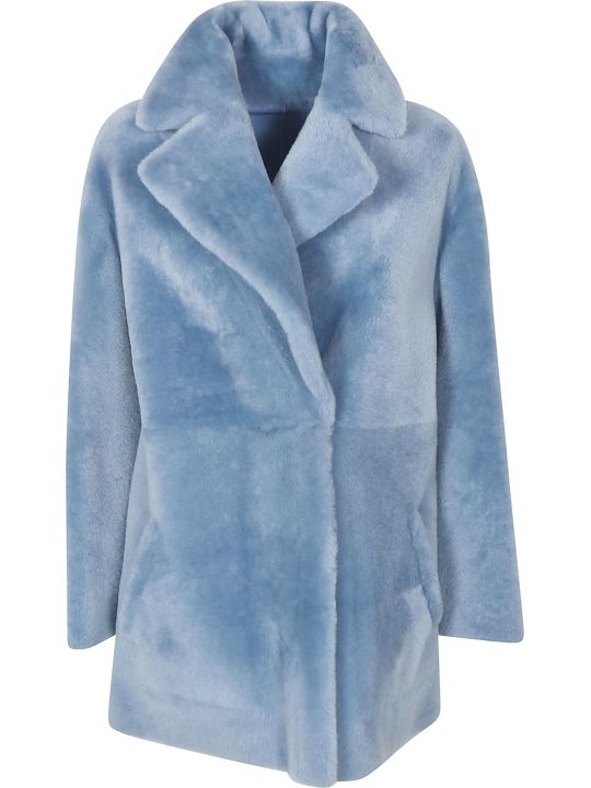 Blancha Fur Reversible Jacket