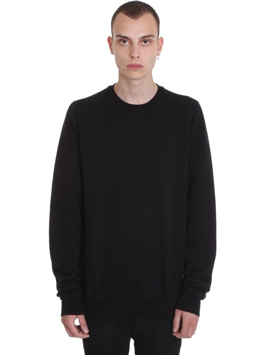 DRKSHDW Crewneck Sweat Sweatshirt In Black Cotton