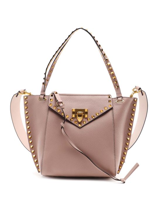 Valentino Garavani Sm Rockstud Hype Bag