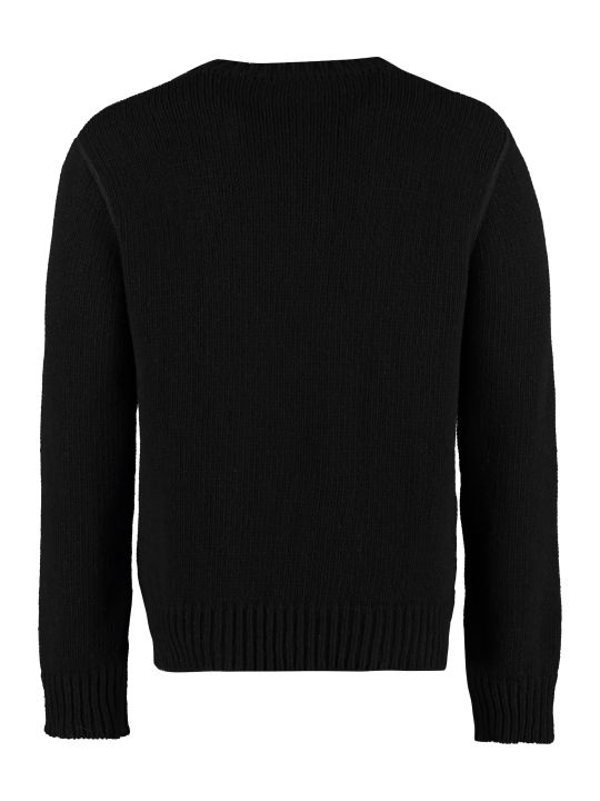 Our Legacy Base Wool And Cashmere Pullover
