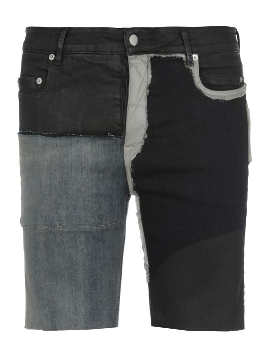 Rick Owens Babel Tyrone Short
