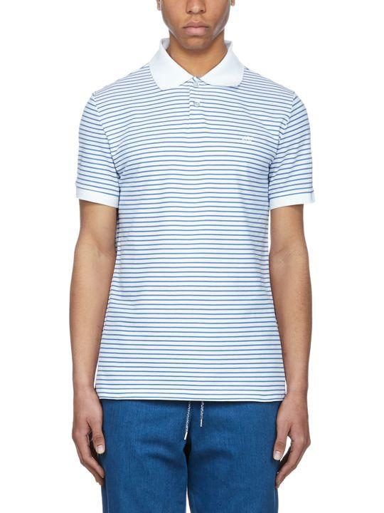 A.P.C. Striped Polo Shirt