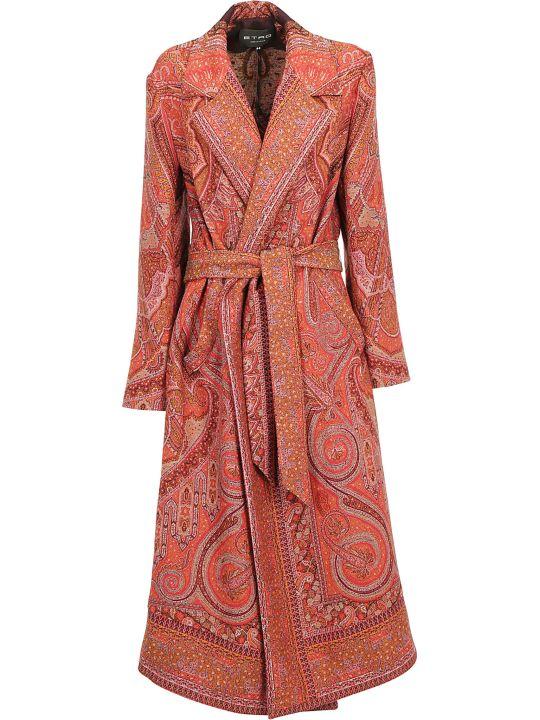 Etro Lindsey Coat
