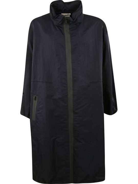 Bottega Veneta Zipped Coat