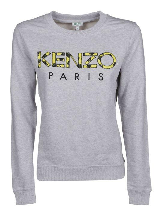 Kenzo Print Logo Sweatshirt