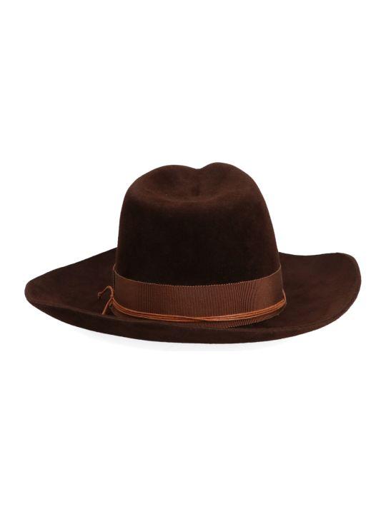 Ruslan Baginskiy 'cowboy' Hat