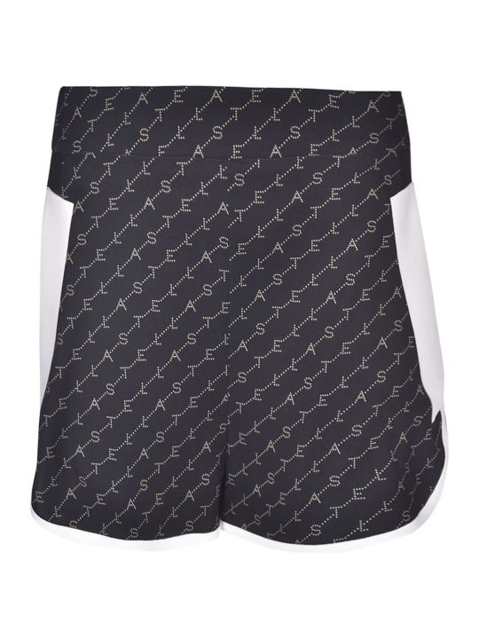 Stella McCartney Logo Slim Shorts