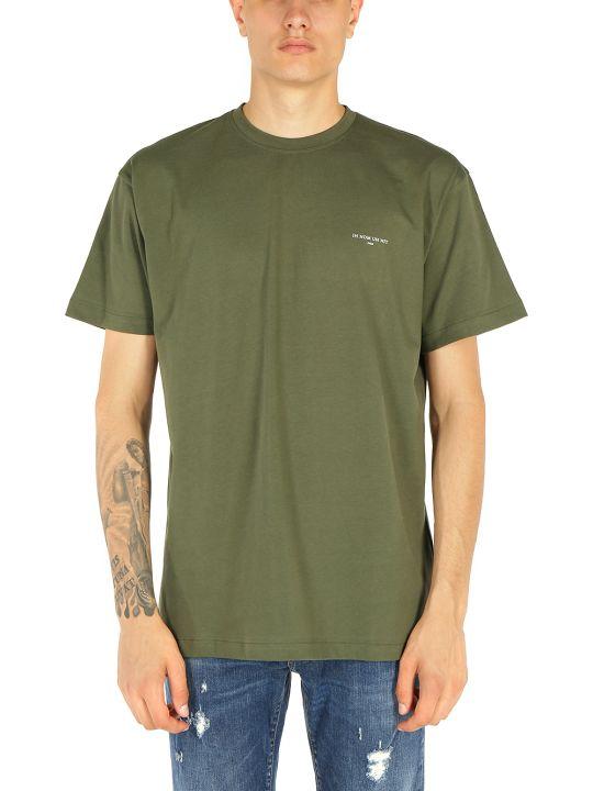 ih nom uh nit - Ih Nom Uh Nit T-shirt Logo Front