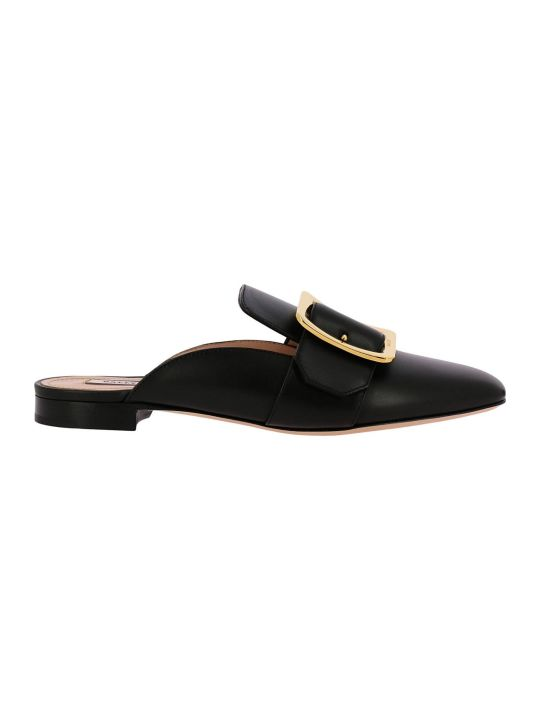 Bally Ballet Flats Shoes Women Bally