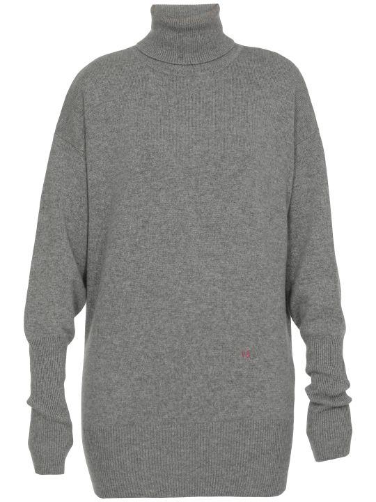 Victoria Beckham Sweater With Monogram