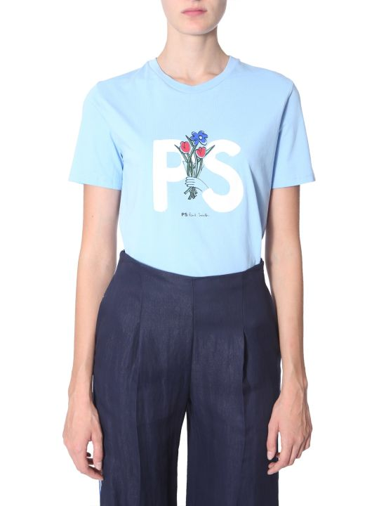 PS by Paul Smith T-shirt With Logo Print