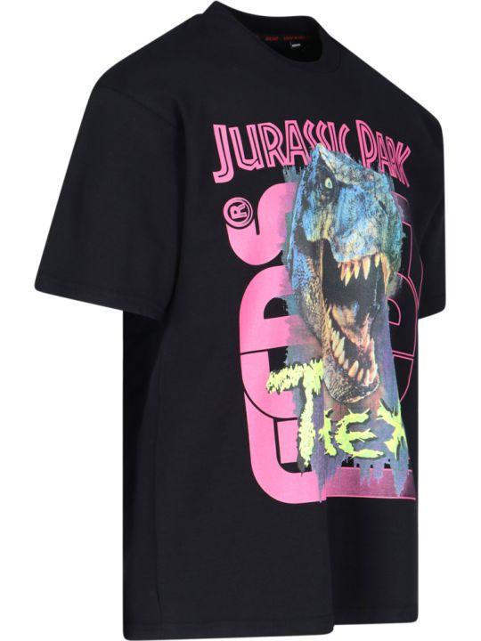 GCDS T-rex T-shirt