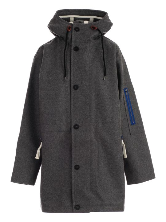 Sofie d'Hoore Parka W/hood And Zips