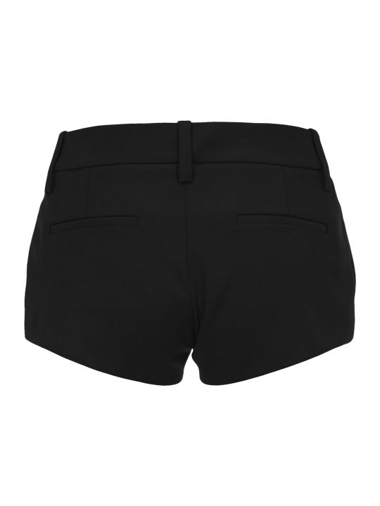 Saint Laurent Tailored Mini Shorts