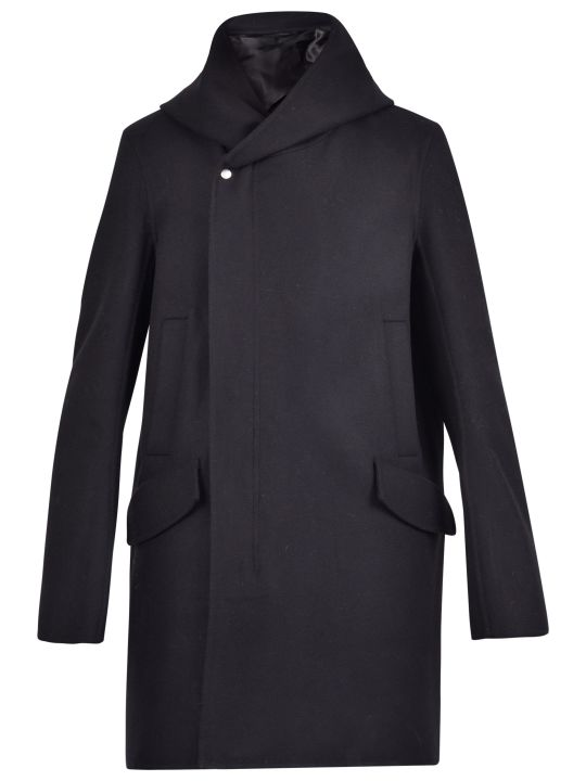 Rick Owens Zipped Coat