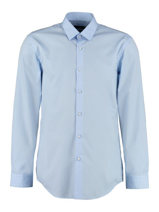 Hugo Boss Slim Fit Cotton Shirt