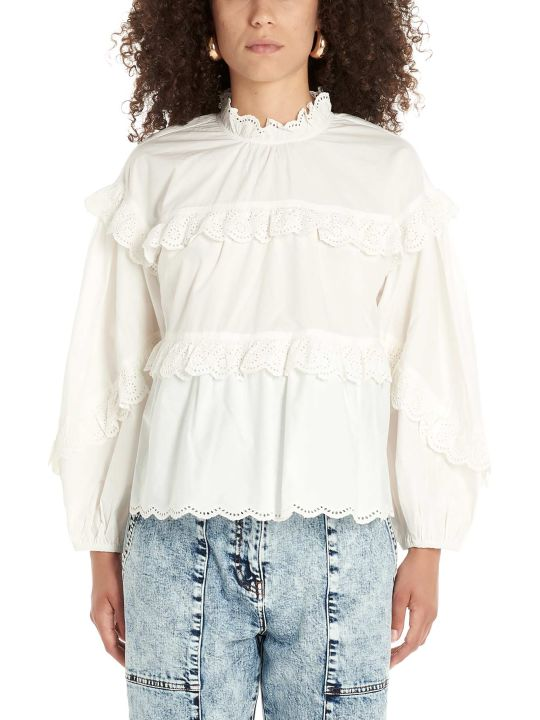 Ulla Johnson 'isa' Blouse