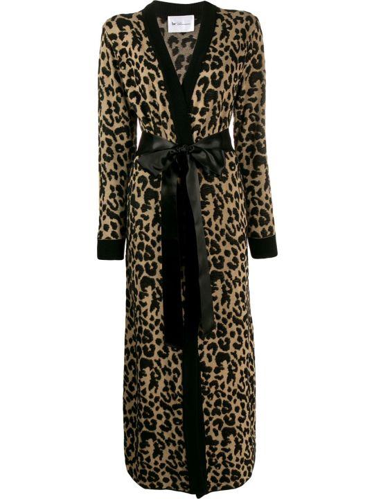 Be Blumarine Printed Leo Coat