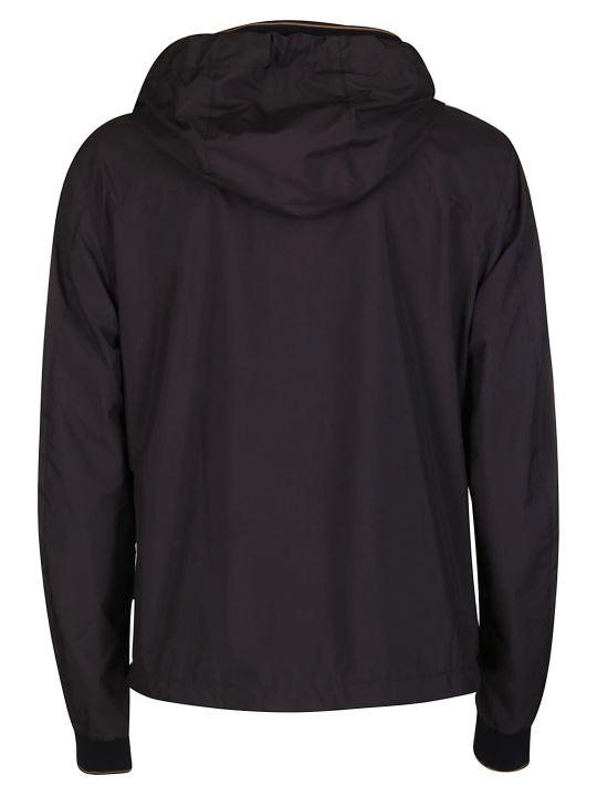 Moorer Black Stilos Jacket