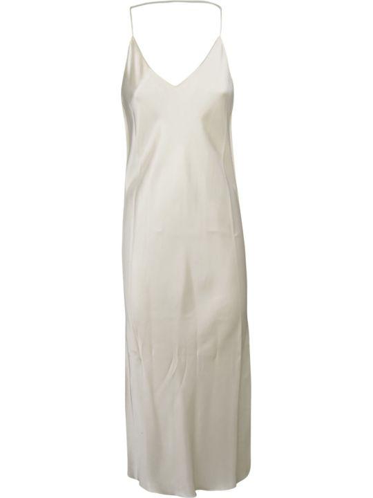 Helmut Lang Raw Trim Slip Dress