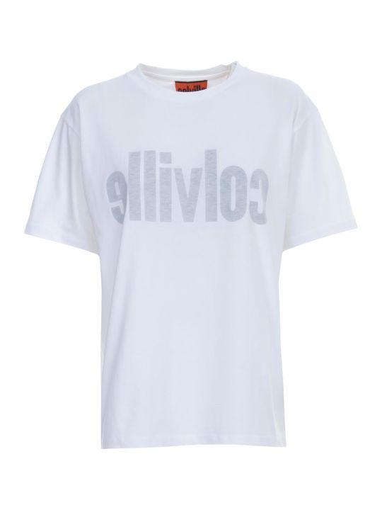 Colville T-shirt S/s Crew Neck Inside Out