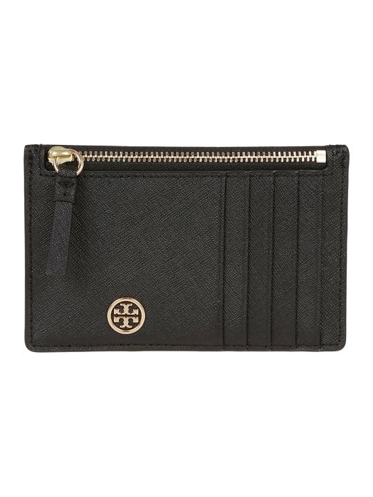 Tory Burch Robinson Slim Card Holder