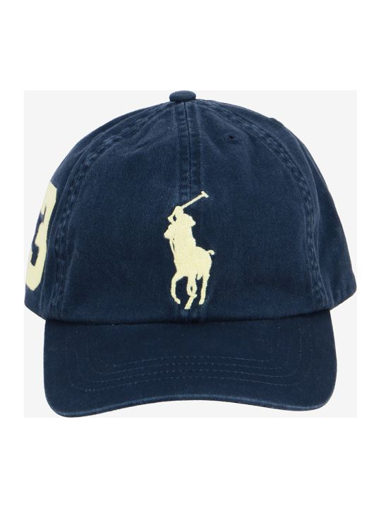 Polo Ralph Lauren Hat With Logo