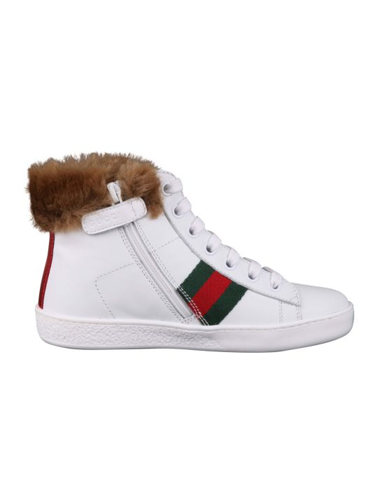 Gucci Junior Sneakers
