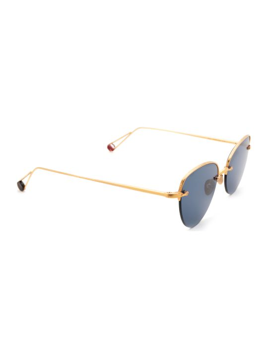 AHLEM Ahlem Place Dalida Rose Gold Sunglasses