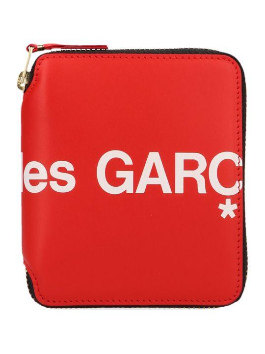 Comme des Garçons 'huge Logo' Wallet