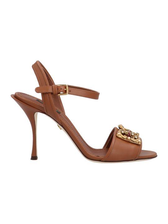 Dolce & Gabbana 'dg Amore' Shoes