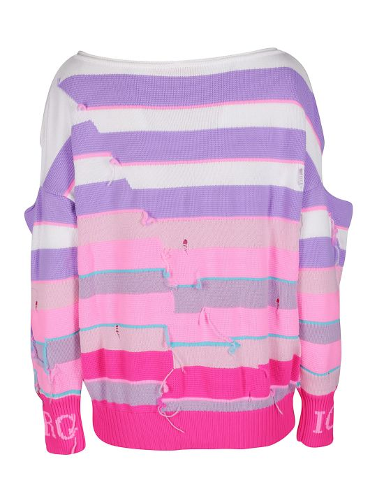 Iceberg Multicolor Striped Jumper