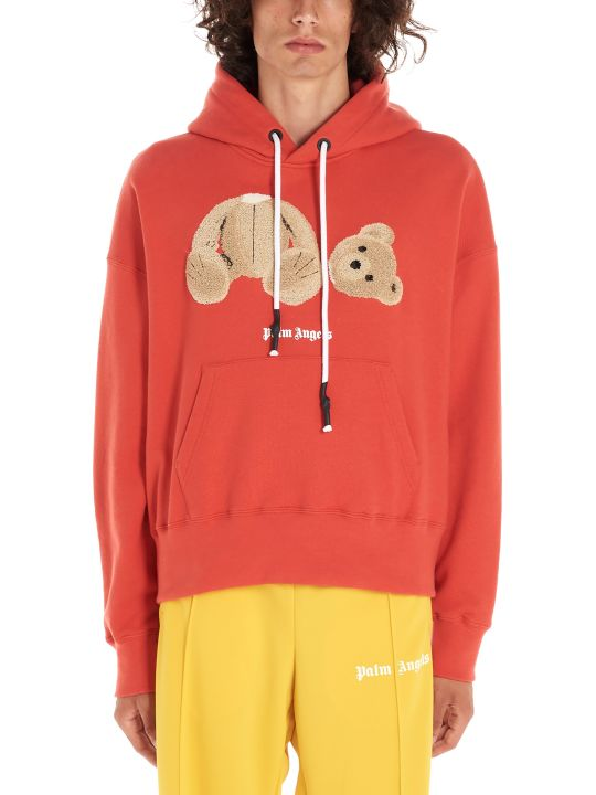 Palm Angels 'kill The Bear' Hoodie