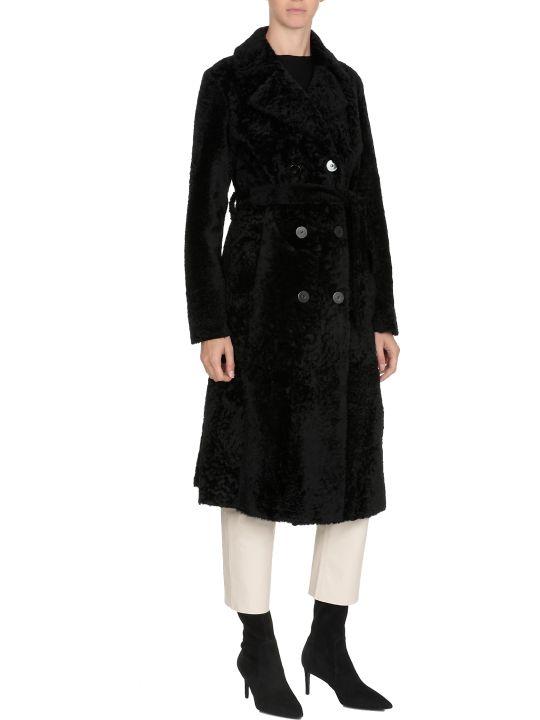 DROMe Reversible Leather Coat