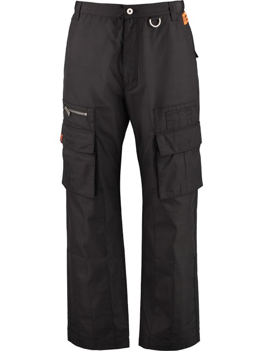 HERON PRESTON Cargo Trousers