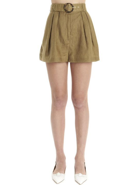 Zimmermann 'safari' Shorts