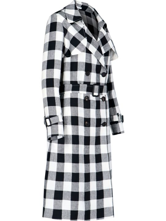 Tagliatore Double-breasted Trench Coat