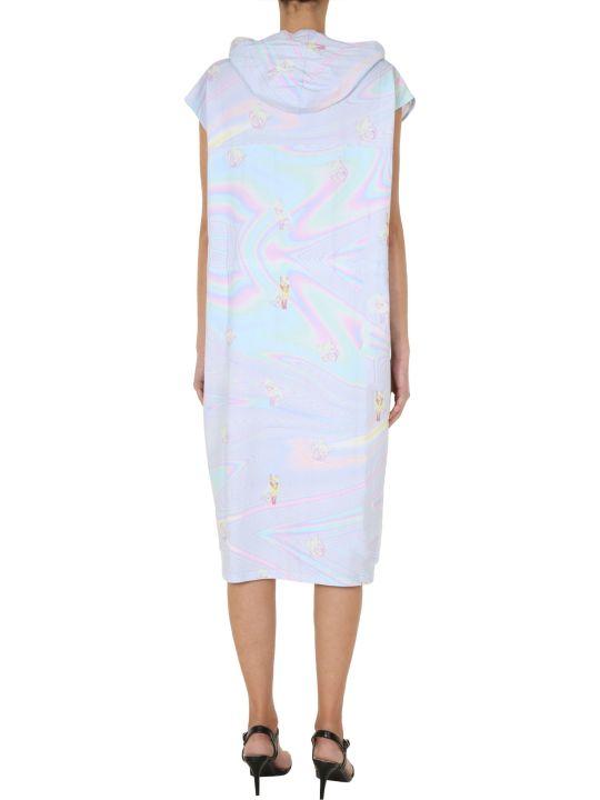 Maison Kitsuné Hooded Dress