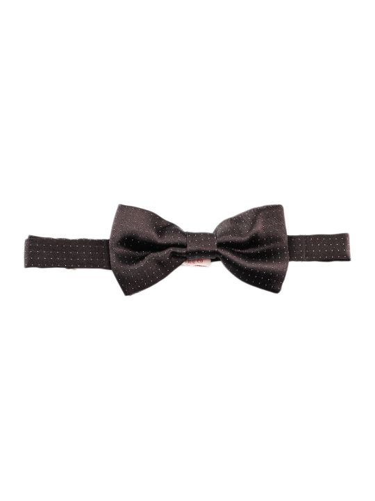 Tagliatore Patterned Bow Tie