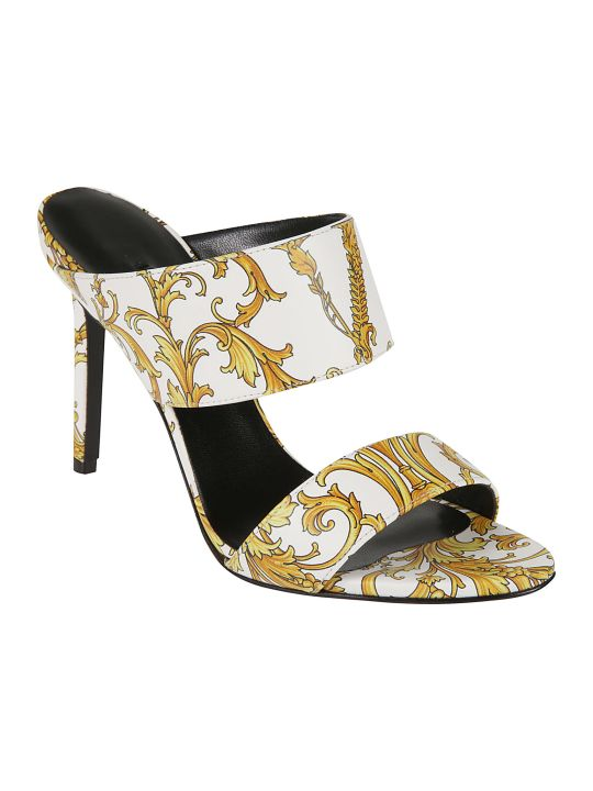 Versace Printed All-over Sandals