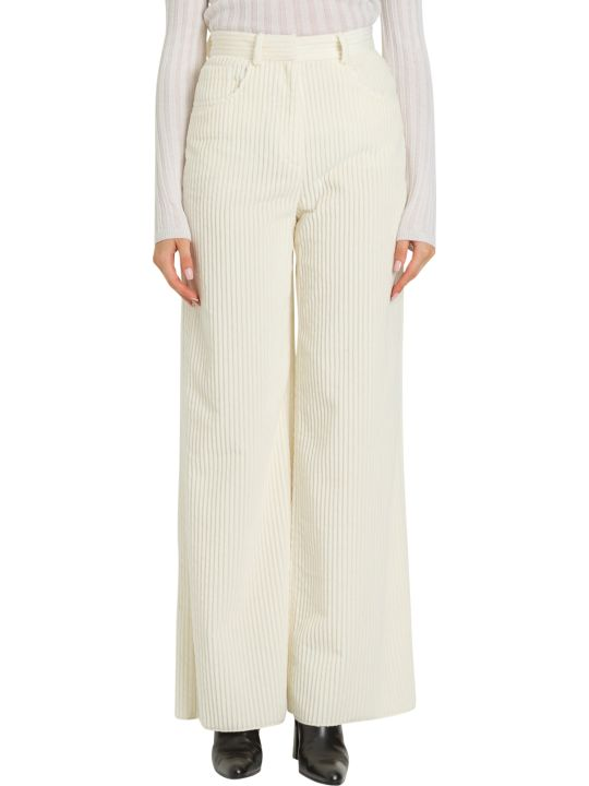M Missoni Corduroy Wide Trousers