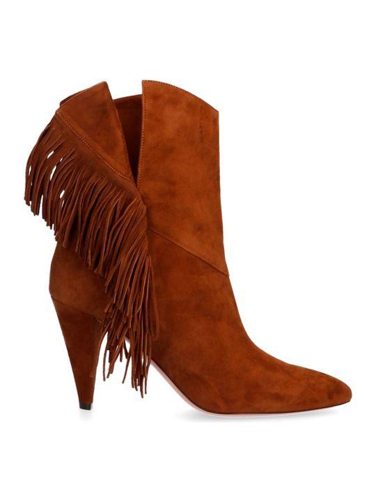 Aquazzura 'wilde Fringe' Shoes