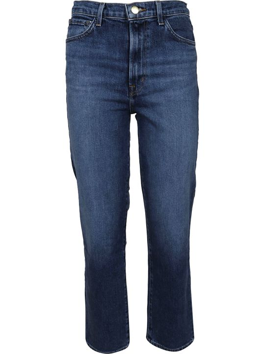 J Brand Jules High Rise Straight