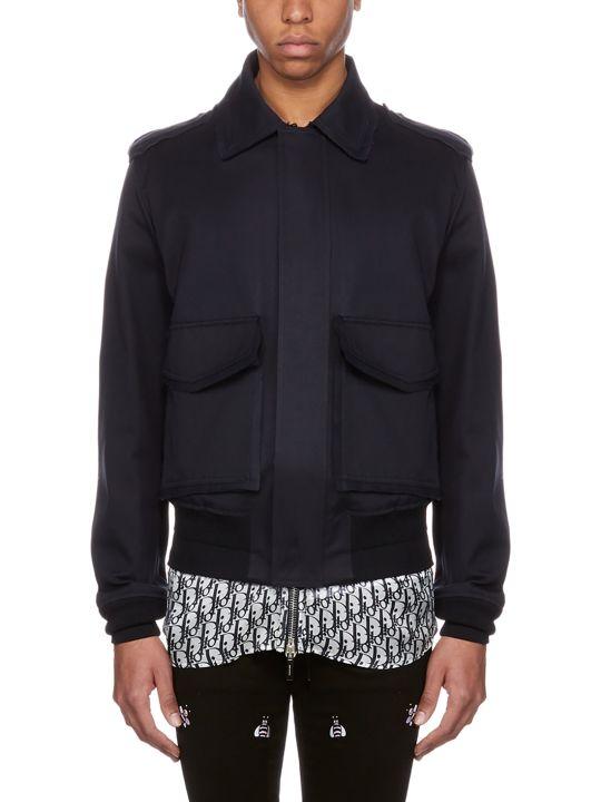 Dior Homme Concealed Jacket