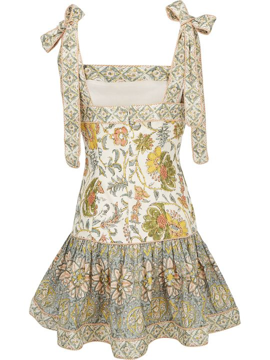 Zimmermann Edie Mini Dress