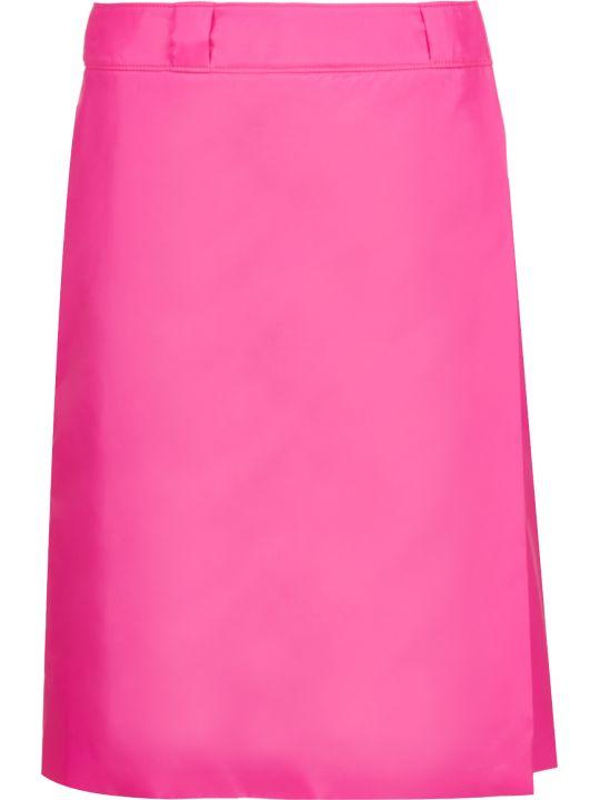 Prada Linea Rossa Wrap Skirt