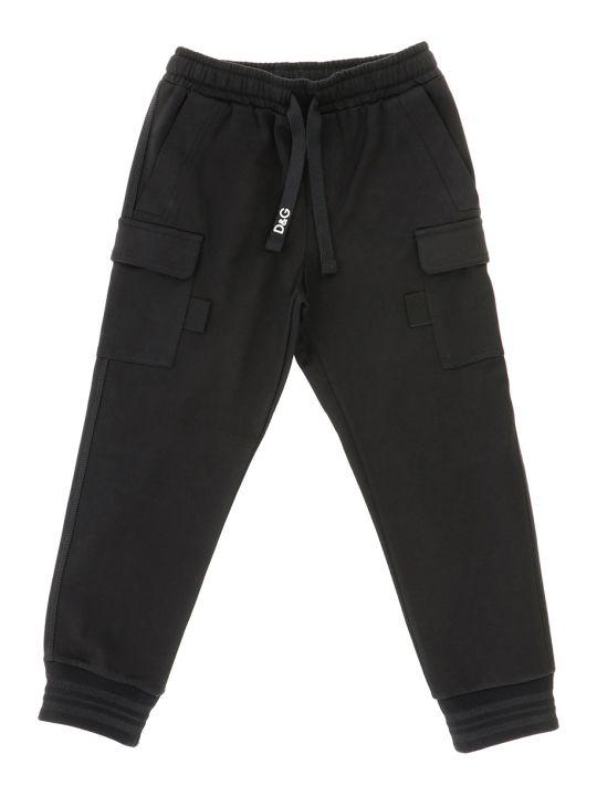 Dolce & Gabbana Pantalone Nero