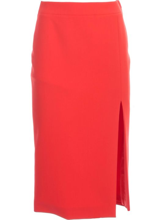 Moschino Pencil Skirt Cady