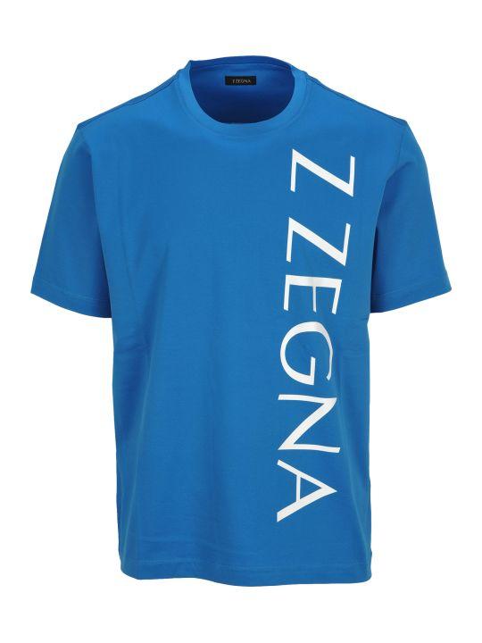 Z Zegna Z-zegna Vertical Logo