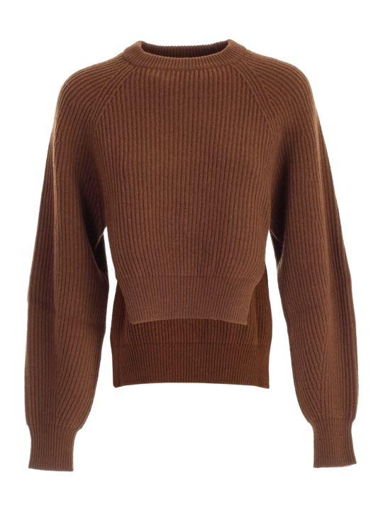 SEMICOUTURE Sweater L/s W/ribs